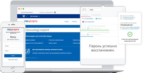 Что делать, если вы не можете восстановить пароль от личного кабинета Госуслуги