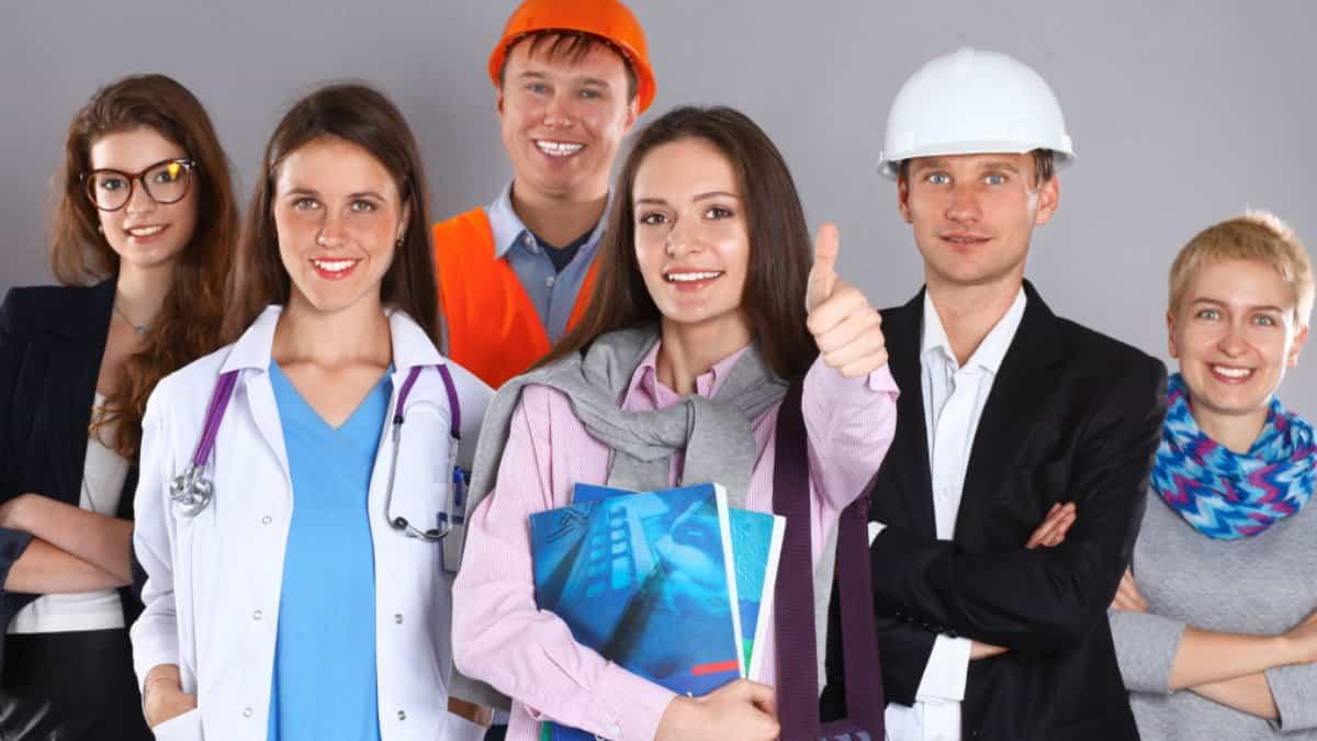 Рейтинг самых восстребованных профессий