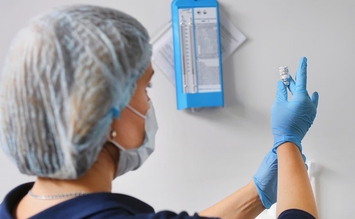 Вакцина Спутник для онкобольных