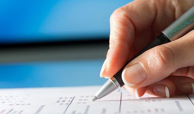Подписание договора на покупку гаража